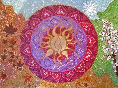 Soleil des quatre saisons